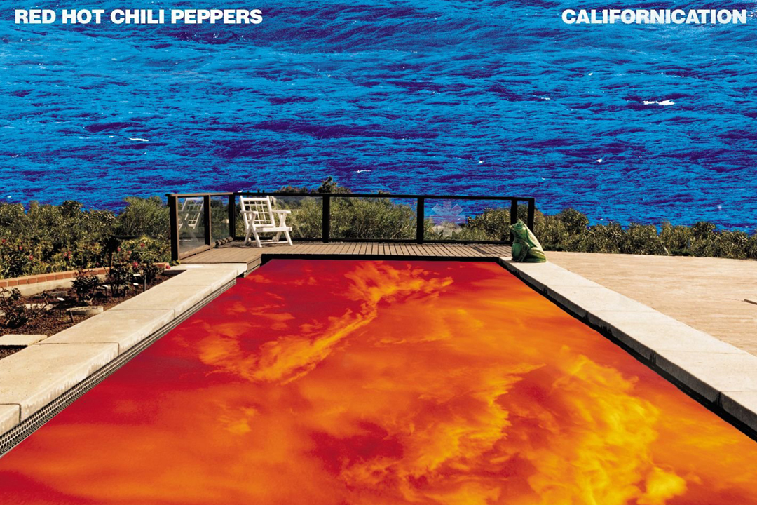 RED HOT CHILI PEPPERS LOGO POSTER 24x36 MUSIC 2913