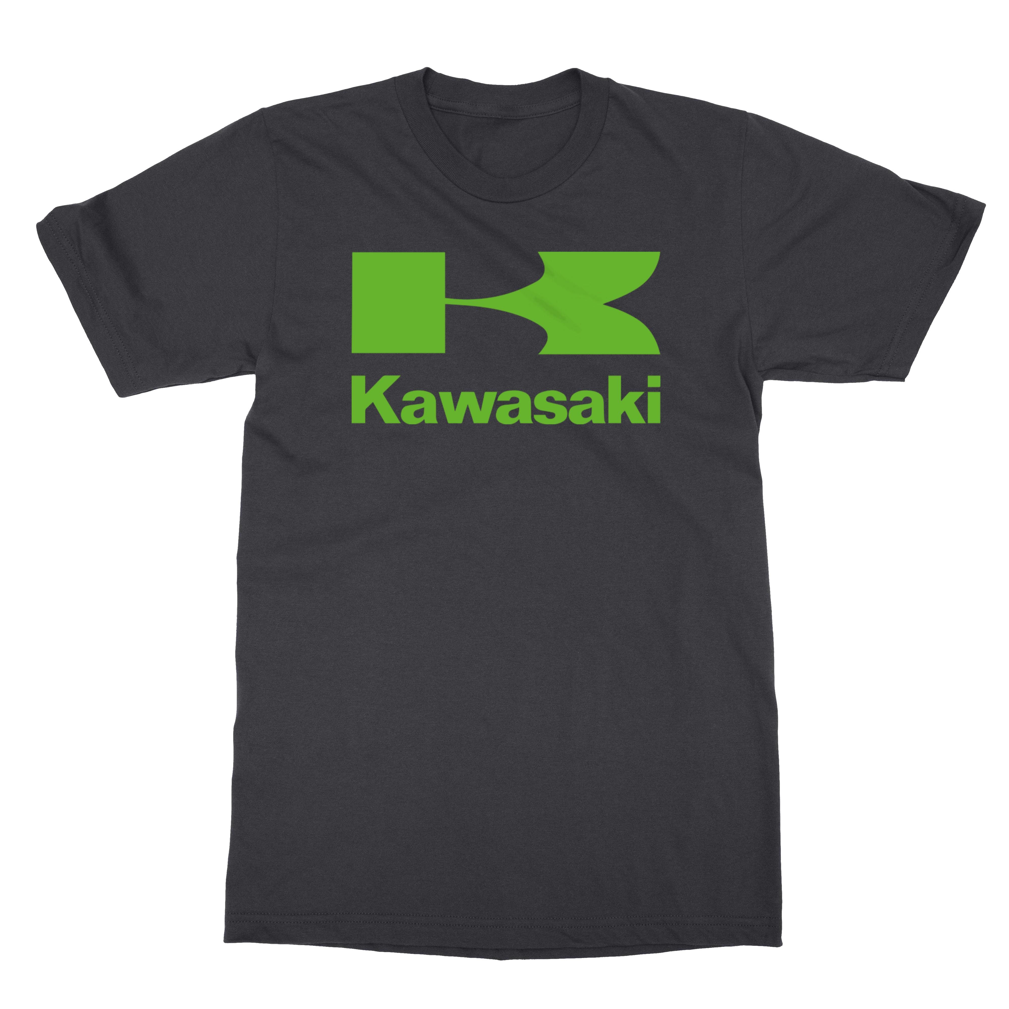 Kawasaki ATV Motorcycle Sports Racing Men's T-Shirt